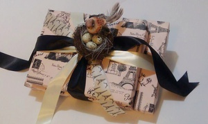 That's a Wrap!: $11 for $20 Worth of Creative Professional Gift Wrapping at That's a Wrap!