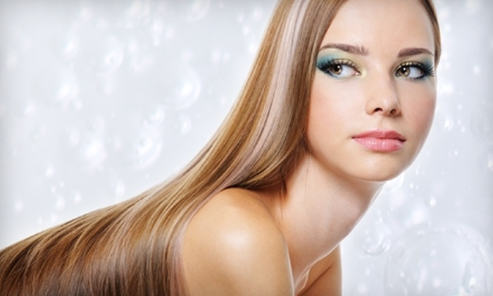 La Dolce Salon & Spa - Carmel: $139 for a Juvexin-Smoothing Treatment at La Dolce Salon & Spa in Carmel ($300 Value)