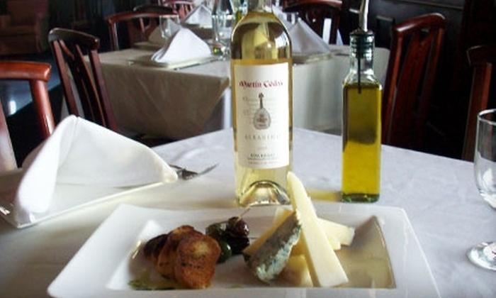 Saffron Restaurant - Howard Beach: $12 for $25 Worth of Tapas and Wine at Saffron Restaurant in Howard Beach