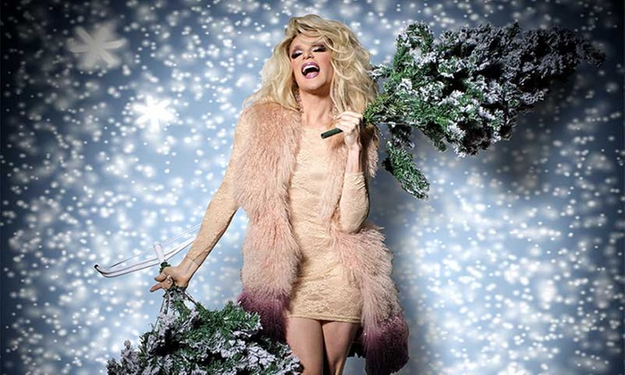 """Christmas Queens - Paramount Theatre: Christmas Queens with Stars of """"RuPaul's Drag Race"""" on December 28 at 8 p.m."""