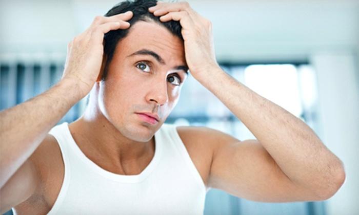 Physicians Hair Restoration Center & MedSpa - Southwest Galleria: $59 for a Hair-Health Kit and Hair-Loss Consultation at Physicians Hair Restoration Center & MedSpa ($176.19 Value)