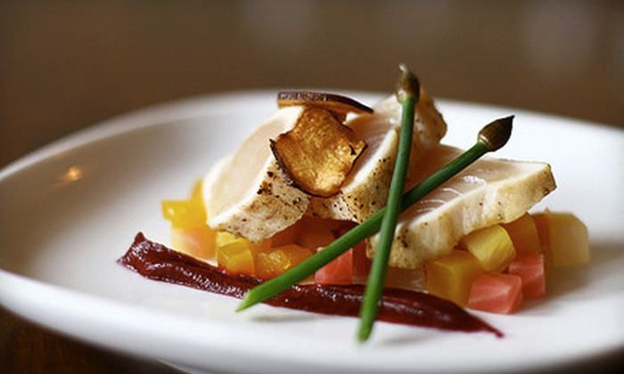 Emmer & Rye - West Queen Anne: Seasonally Inspired, Locally Sourced Dinner with Wine and Dessert for Two or a Private Party for Up to 30 at Emmer & Rye (Up to 55% Off)