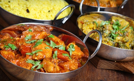 $30 Groupon to Spice India - Spice India in Easton