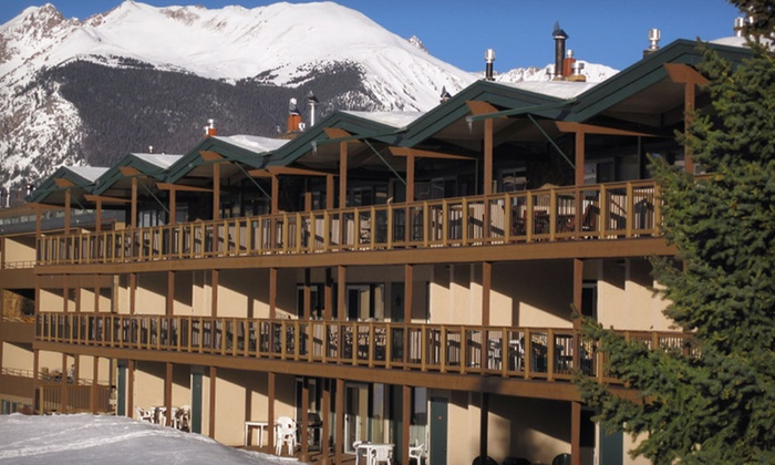 Lake Dillon Condos - Dillon: $274 for Three-Night Stay for Two in a One-Bedroom Condo at Lake Dillon Condos in Colorado (Up to $570 Value)