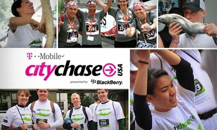 Dallas City Chase - Dallas: $79 for One Team Registration to the Dallas City Chase on September 11 ($150 Value)