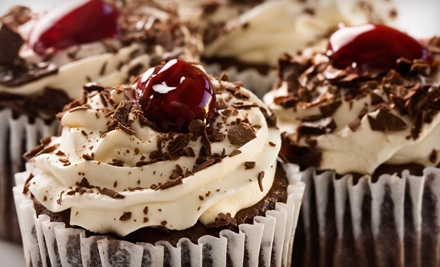 Half a Dozen Cupcakes (a $12 value) - Bella Cakes, Inc. in Newport News