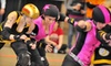 Brewcity Bruisers - Kilbourn Town: Roller-Derby Outing for Two or Four to Brewcity Bruisers at U.S. Cellular Arena (Up to 66% Off). Four Options Available.