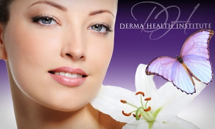 Derma Health Institute - Multiple Locations: $99 For Strawberry-Spearmint Microgenesis Facial Treatment at Derma Health Institute. Choose from Four Locations.
