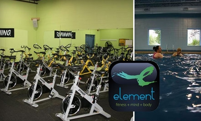 Element Fitness - Lenexa: $29 for 29 Visits to Element Fitness (Up to a $290 Value)