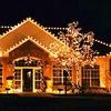 Half Off Christmas-Lights Installation