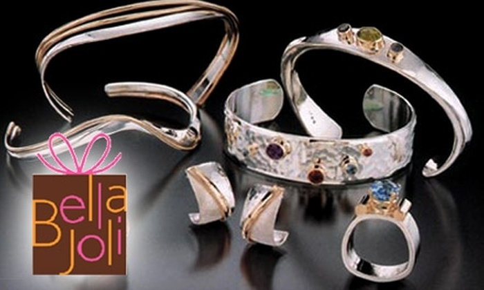 Bella Joli - Cedar Rapids / Iowa City: $25 for $50 Worth of Unique Jewelry and Gifts at Bella Joli