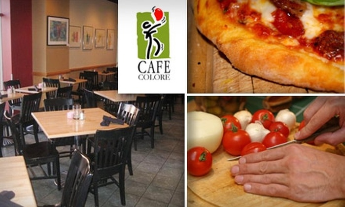 Cafe Colore - LoDo: $10 for $20 Worth of Italian Dinner at Cafe Colore
