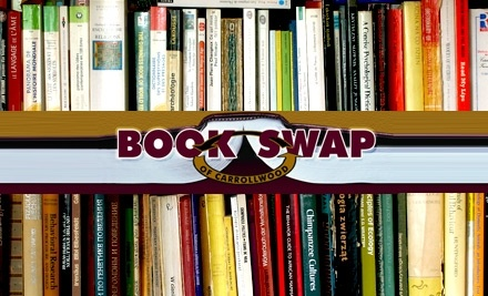 $22 Groupon to Book Swap of Carrollwood - Book Swap of Carrollwood in Tampa