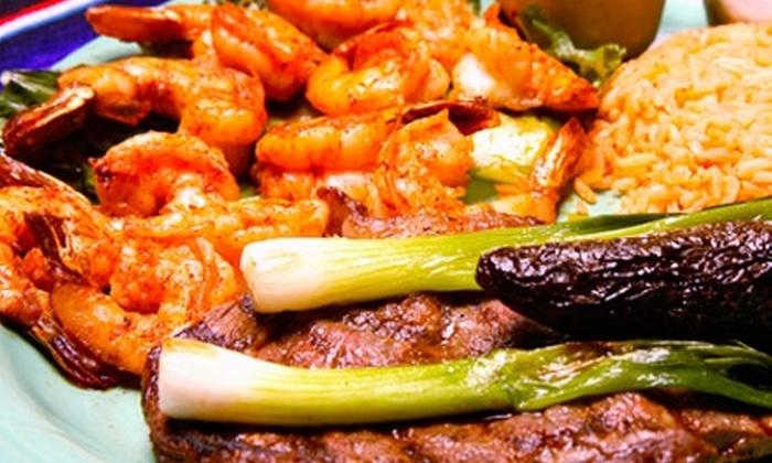 La Fuente Restaurant - Barrio Blue Moon: $10 for $20 Worth of Traditional Mexican Fare at La Fuente Restaurant