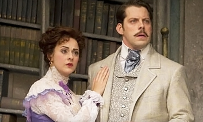 Louise C. Murdock Theatre - Wichita: $12 for One Ticket to a Live Theater Broadcast at the Louise C. Murdock Theatre (Up to $24 Value). Two Shows Available.