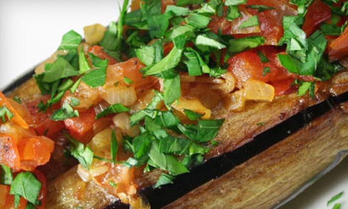 Ariana Restaurant - Huntington: $20 for $40 Worth of Afghani-Inspired Dinner Fare at Ariana Restaurant in Huntington