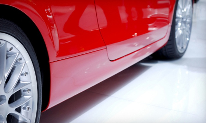 Miranda Detailing - Mosby: $55 for an Executive Auto Detail from Miranda Detailing (Up to $110 Value)