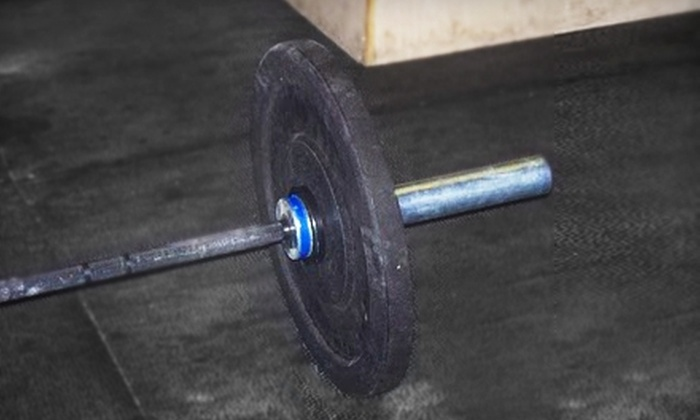 CrossFit Swarm - Westfield: $39 for 30 Days of Unlimited CrossFit Classes at CrossFit Swarm in Westfield ($150 Value)
