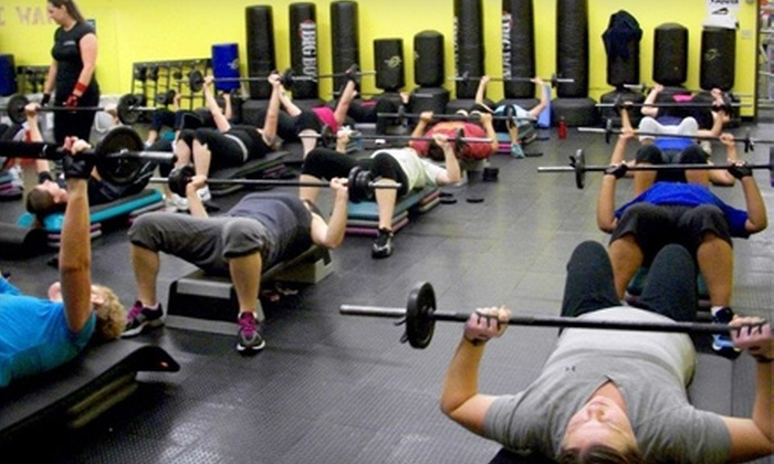 Diesel Fitness Gym - Woodburn: $15 for 10 Classes at Diesel Fitness Gym ($30 Value)