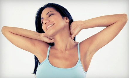 6 Laser Hair-Removal Sessions on a Small Area - Leda on Swann in Tampa
