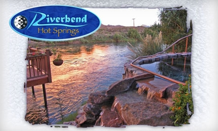 Riverbend Hot Springs - Truth or Consequences: $15 for a One-Hour Private Pool Pass for Two to Riverbend Hot Springs (Up to $30 Value)