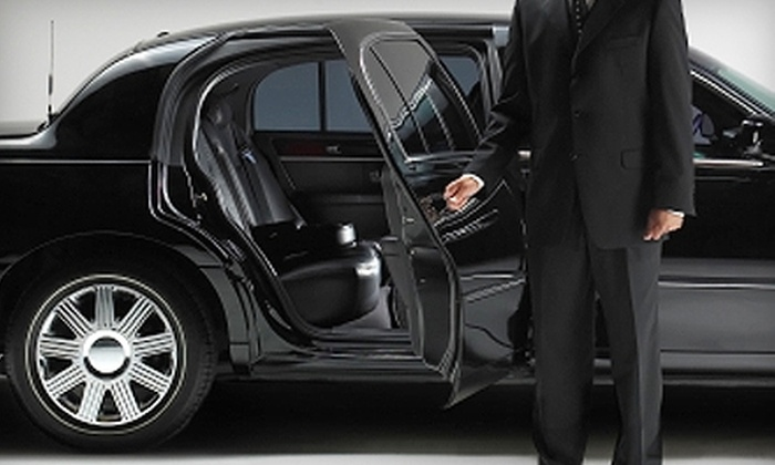 Nstyle Limousine - Village: $49 for One-Way Chauffeur Service for Up to Four People from Nstyle Limousine