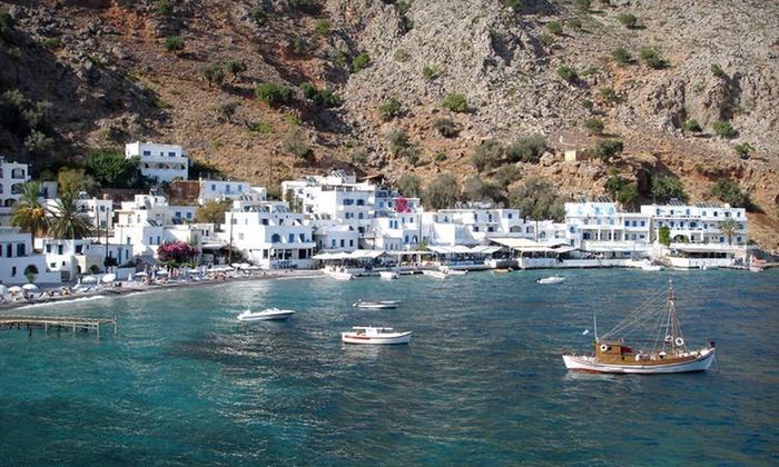 Mediterranean Kayaking Tour - Wilmette: Eight-Day Kayaking Tour of Crete from The Northwest Passage