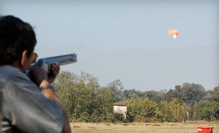 Intro-to-Clay-Target-Shooting Package for 2 (a $260 value) - Triple B Clays in South El Monte