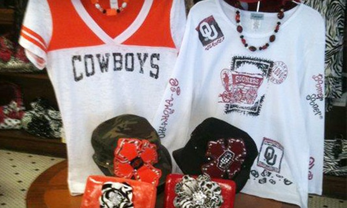 Isabella's Collection - Sapulpa: $10 for $20 Worth of Clothing and Accessories at Isabella's Collection in Sapulpa