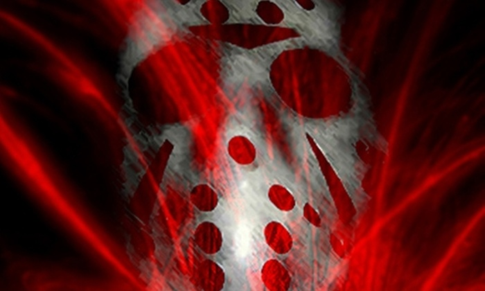 Moxley Manor - Bedford: $15 for Two Passes to the Friday the 13th Haunted House at Moxley Manor in Bedford ($30 Value)
