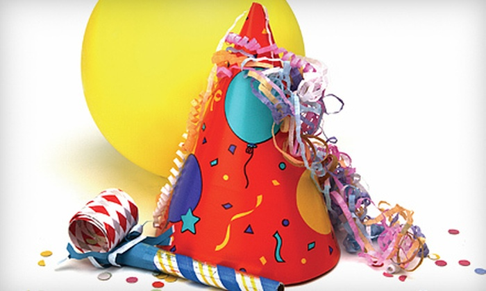 Party Plus - Wolcott: $10 for $20 Worth of Party Supplies at Party Plus in Wolcott