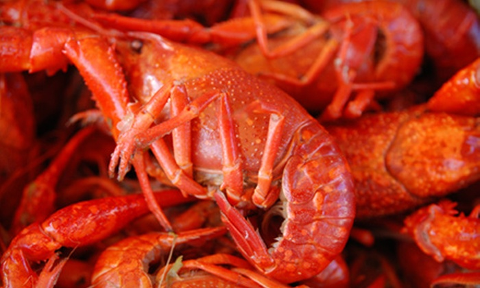 Prudhomme's Lost Cajun Kitchen - Columbia: $12 for $25 Worth of Cajun Fare and Non-Alcoholic Drinks at Prudhomme's Lost Cajun Kitchen in Columbia