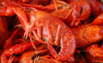 $25 Groupon to Prudhomme's Lost Cajun Kitchen - Prudhomme's Lost Cajun Kitchen in Columbia