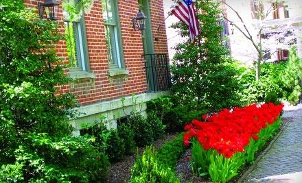 52nd Annual German Village Haus und Garten Tour on Sat., Jun. 26 from 9AM to 6PM - 52nd Annual German Village Haus und Garten Tour in Columbus
