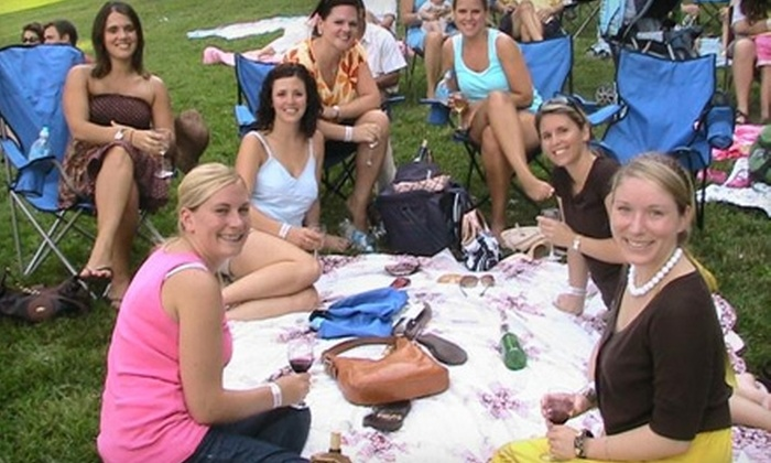 Great Grapes! - Reston: $20 for a Two-Day Ticket to the Great Grapes! Festival in Reston ($35 Value)