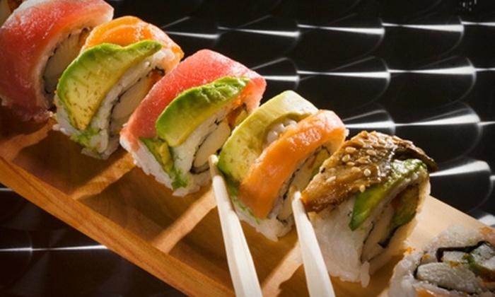 Takas Sushi - Fair Oaks: $10 for $20 Worth of Sushi at Taka's Sushi