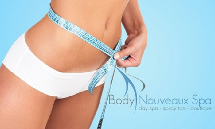 Body Nouveaux Spa - Lincoln: $45 for a Suddenly Slender Body Wrap from Body Nouveaux Spa ($95 Value)
