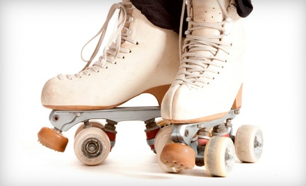Roller-Skating Outing for 2 (a $25 value) - Roller Kingdom in Reno