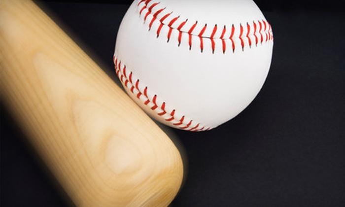 East Coast Baseball Academy - East Coast Baseball Academy: $10 for 10 Batting-Cage Tokens at East Coast Baseball Academy ($30 Value)