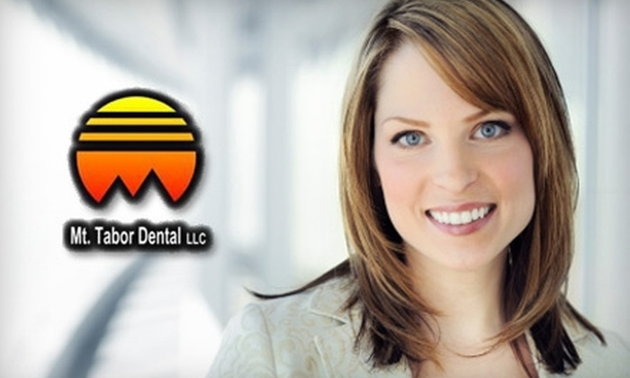 Mt. Tabor Dental - Mt. Tabor: $59 for an Exam, Full Set of X-rays, and a Take-Home Whitening Treatment at Mt. Tabor Dental