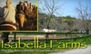 OOB Isabella Farms - Tassajara: $129 for a One-Hour Horseback-Riding Lesson and Two-Hour Trail Ride at Isabella Farms ($300 Value)