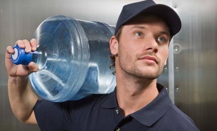 Culligan: Five 5-Gallon Jugs of Culligan Water - Culligan in