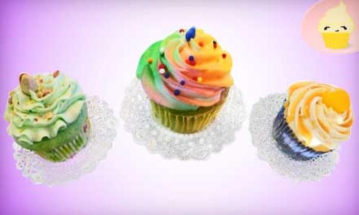 JenyLee CupCakery - Brookdale Apartments: Half-Dozen or Dozen Cupcakes from JenyLee CupCakery