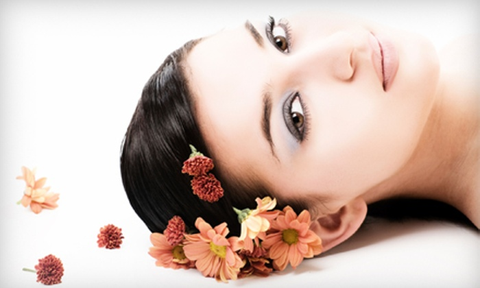 Guy and Company Salon Group - Hot Springs: Microdermabrasion and Chemical Peel or Arm and Hand Resurfacing Treatment at Guy and Company Salon Group in Hot Springs