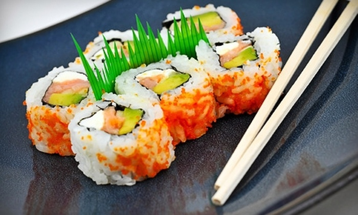 Kitcho Japanese Restaurant - Tallahassee: $15 for $30 Worth of Japanese Dinner Fare at Kitcho Japanese Restaurant (or $5 for $10 Worth of Lunch)