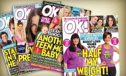 OK! Magazine - OK! Magazine in