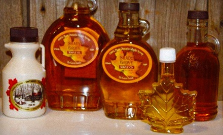 Maple-Farm Tour for Two on Friday, April 6 (a $19 value) - Shady Grove Maple Co. in Guelph