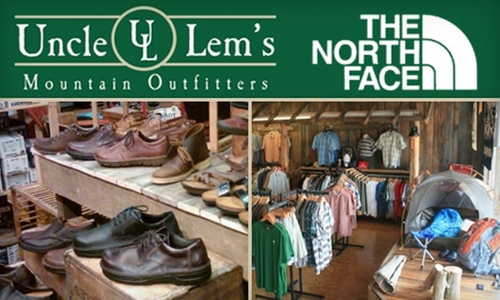Uncle Lem's Mountain Outfitters - Knoxville: $25 for $50 Worth of Sporting Goods at Uncle Lem's Mountain Outfitters