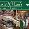 Half Off Sporting Goods at Uncle Lem's