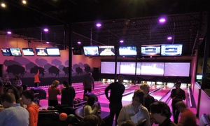 The Wild Game: Up to 54% Off Bowling and Arcade Games at The Wild Game Entertainment Experience